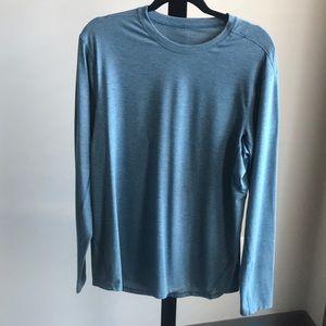 Lululemon Long Sleeved workout shirt